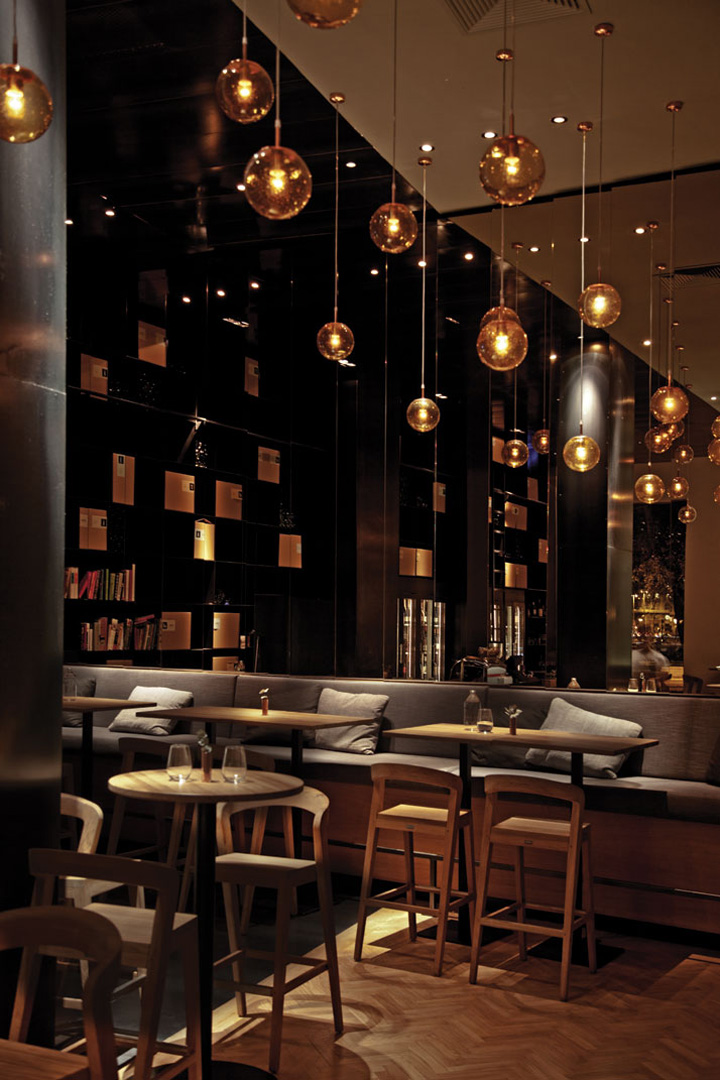 Zona wine bar and restaurant by heni kiss pos t on
