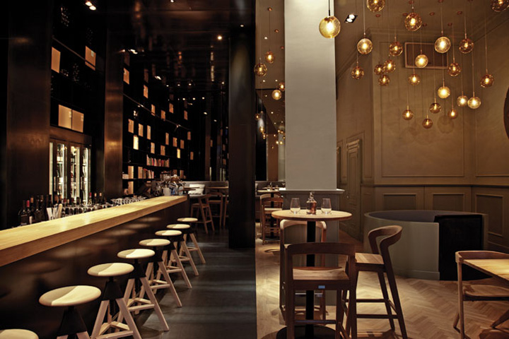 187 Zona Wine Bar And Restaurant By Heni Kiss And Pos1t1on