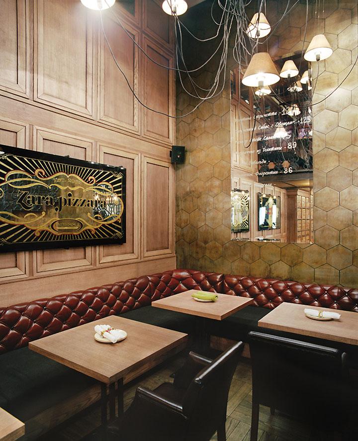 Zara pizzara by studio belenko odessa ukraine retail for Design hotel odessa