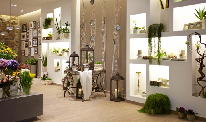 187 Zubini Floralist Store By Flussocreativo Gussago Italy