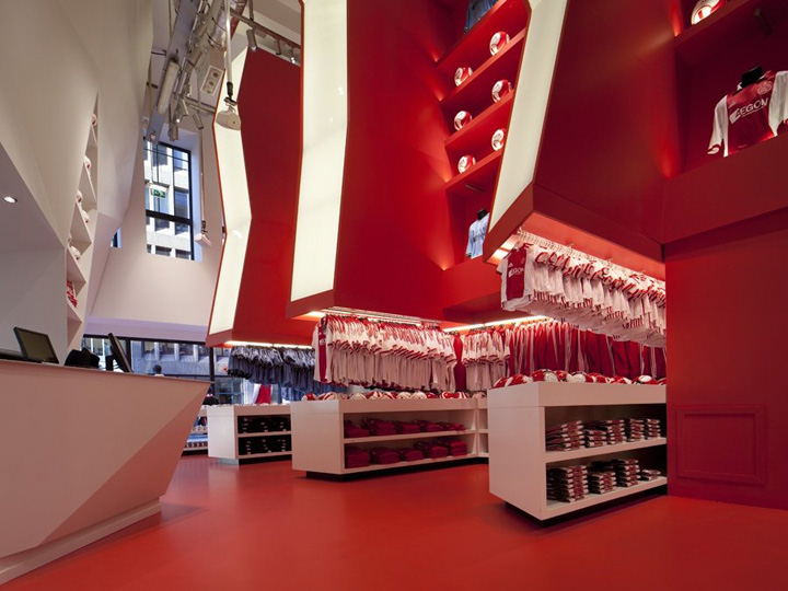 187 Ajax Experience Museum By Sid Lee Architecture Amp Gsmprjct 176