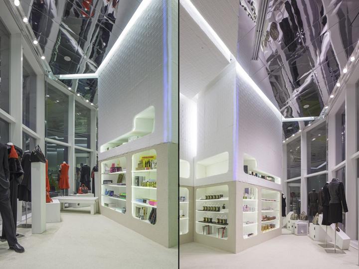 187 Alchemist Concept Store By Rene Gonzalez Architect