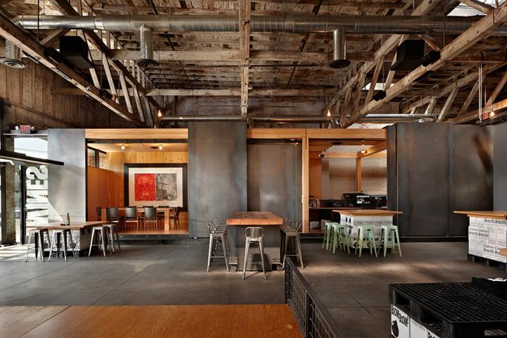 Charles Smith Wines By Olson Kundig Architects Walla Washington