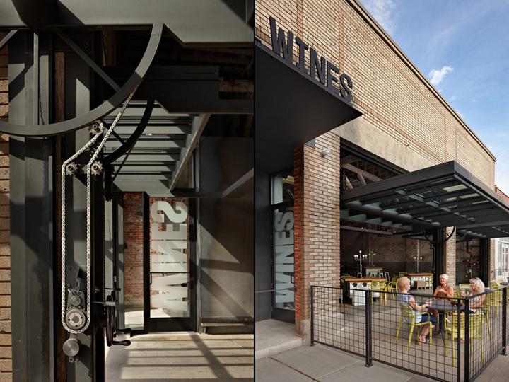 Charles Smith Wines By Olson Kundig Architects Walla