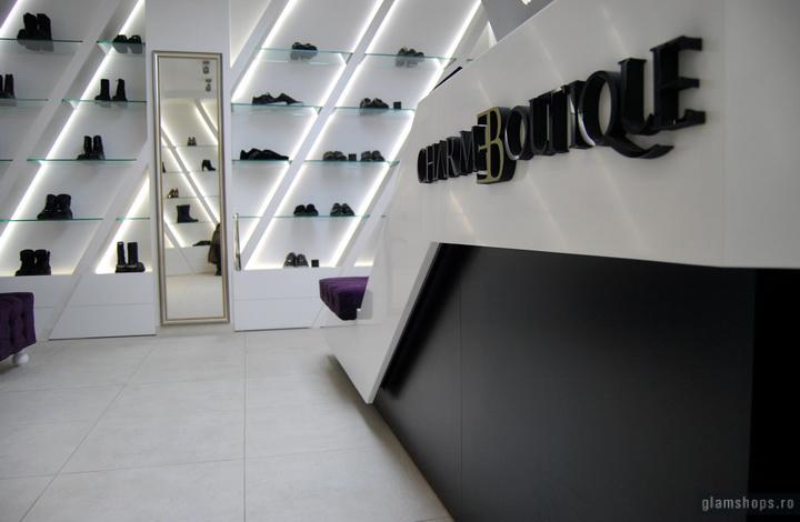 187 Charme Luxury Shoe Boutique Bucharest