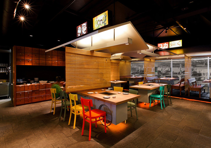 Charcoal retail design blog - Charcoal grill restaurant ...