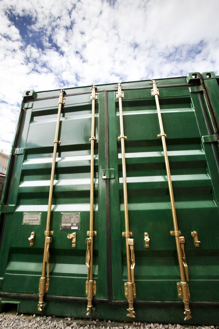 SHIPPING CONTAINERS! Container City, Cholula – Mexico
