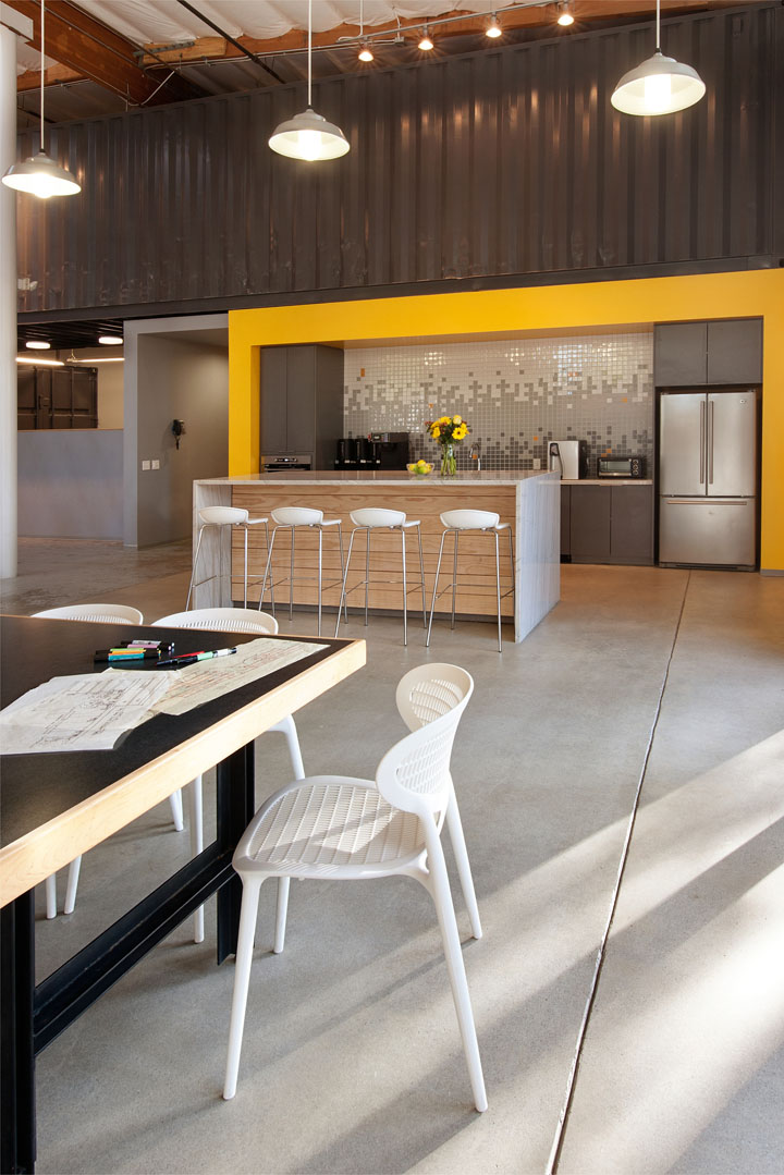 Cuningham Group S Office Culver City California Retail Design Blog