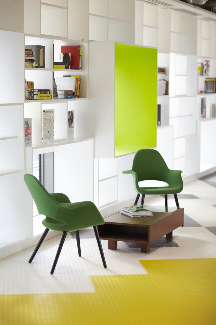 Design studio hq by archer architects london retail for The design studio