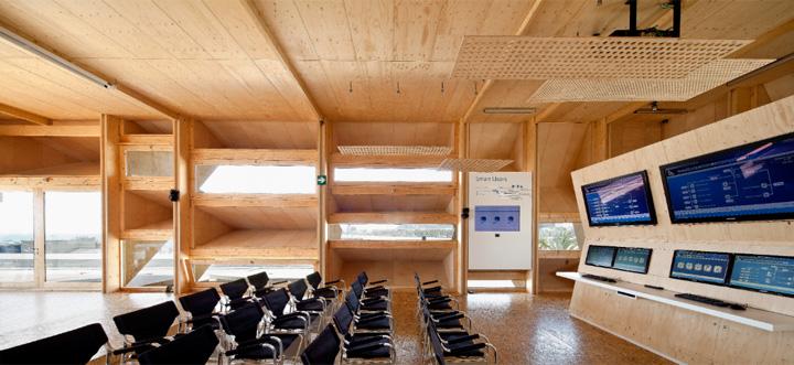 Endesa Pavilion By Iaac Barcelona 187 Retail Design Blog