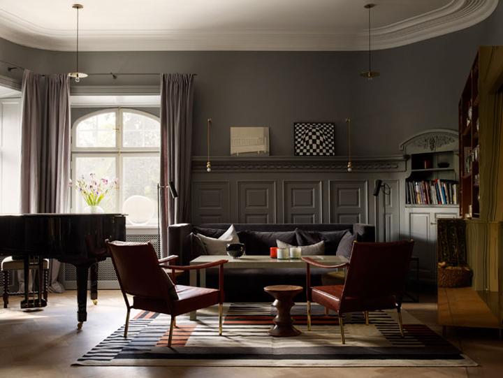 ett hem hotel by studioilse stockholm sweden retail design blog. Black Bedroom Furniture Sets. Home Design Ideas