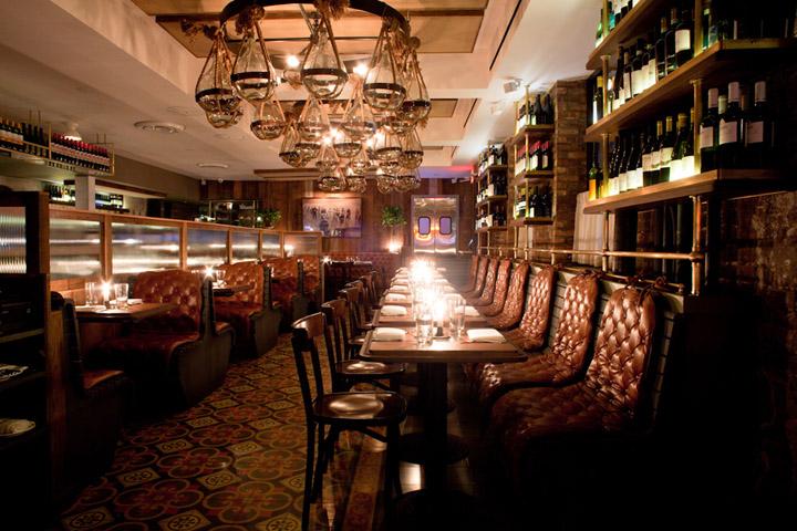 187 Felice Bar By Robert Mckinley New York