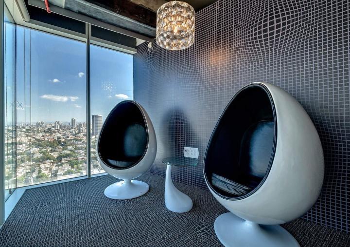 Google office by Camenzind Evolution  Setter Architects  Studio