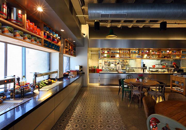 187 Google Office By Setter Architects Haifa Israel