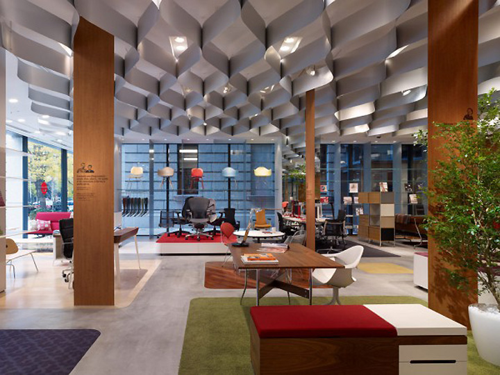 187 Herman Miller Flagship Store By Torafu Architects Tokyo