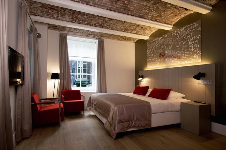 Het arresthuis hotel roermond netherlands retail for Designhotel holland