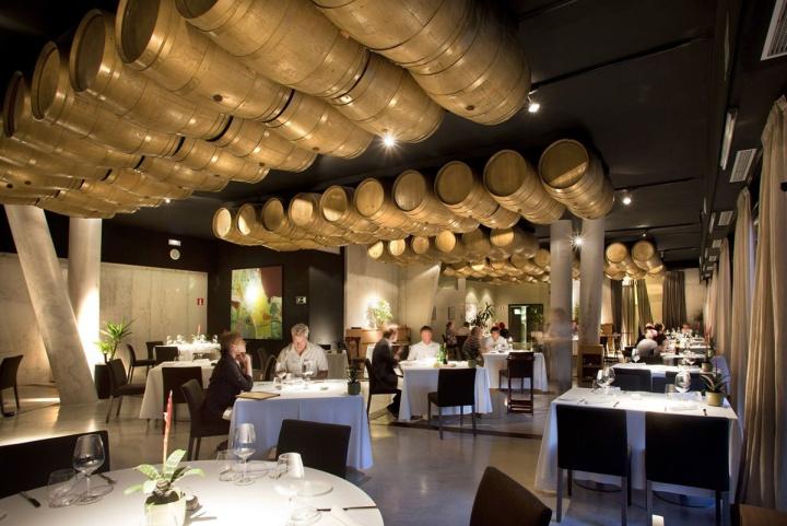Hotel viura by designhouses villabuena de lava spain for Viura hotel