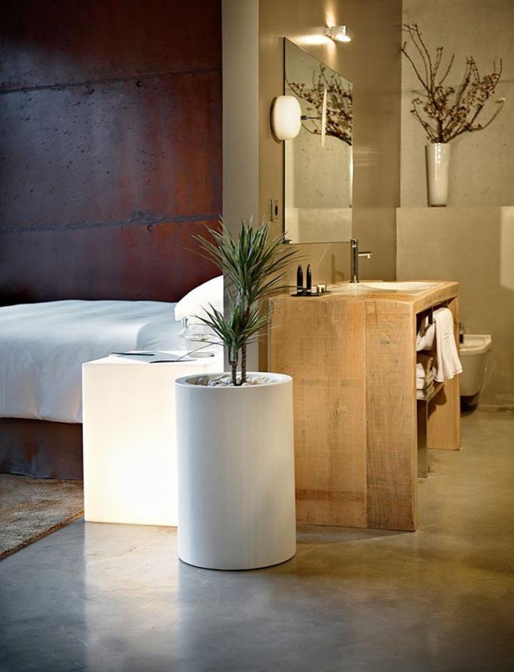 Hotel viura by designhouses villabuena de lava spain for Hotel viura
