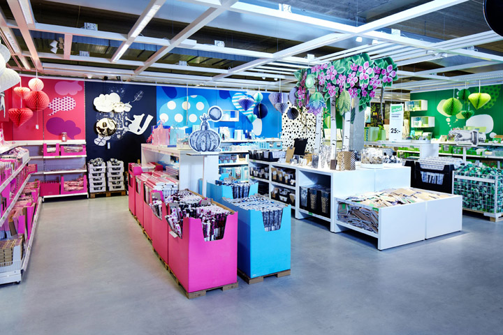 187 Ikea Paper Shop By Kollo Britain And Sweden