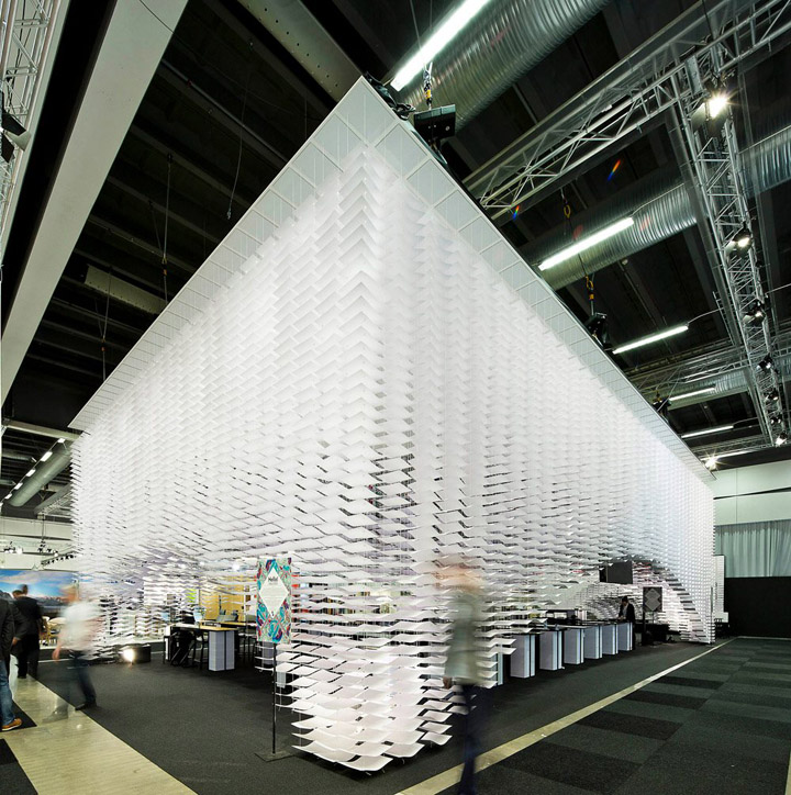 Home Design Exhibition Uk: Installation By Kustaa Saksi & Gert Wingårdh For Stockholm