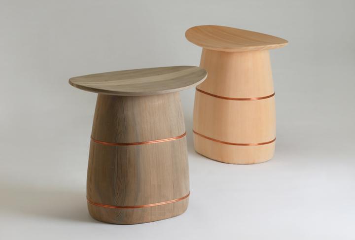 風呂 風呂桶 : Japanese Handmade Stool