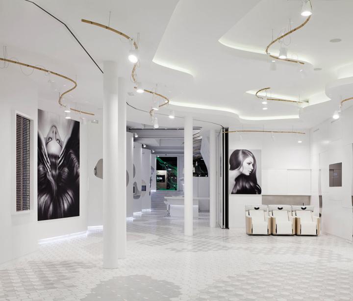 L Oreal Retail Design Blog