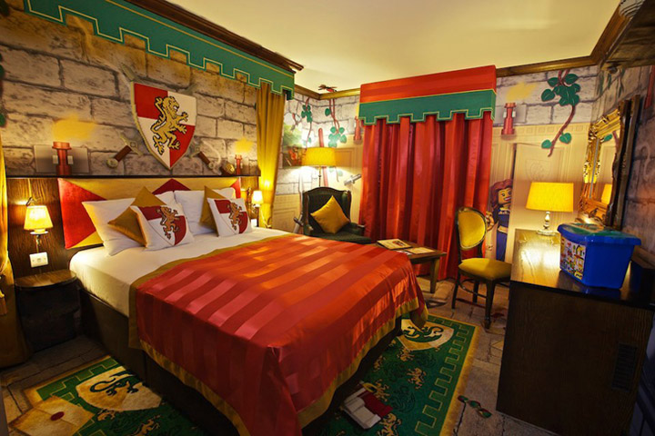 Themed Hotel Rooms In Los Angeles Ca