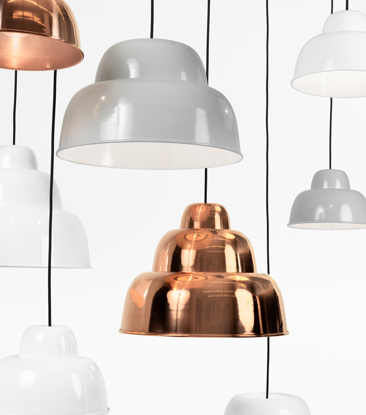 Levels lamp by Form Us With Love for One Nordic » Retail Design Blog