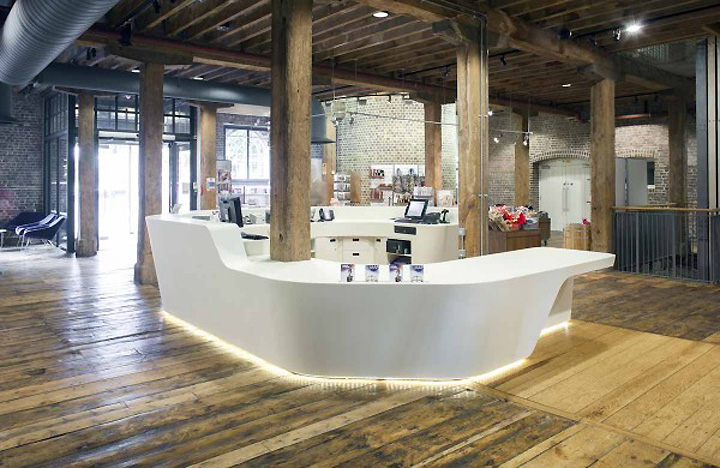 Museum of London Docklands furniture by Isomi Retail Design Blog