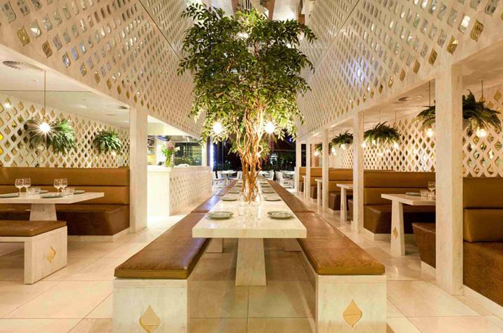 Nok Restaurant By Giant Design Sydney Retail Design