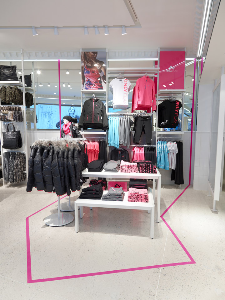 187 Only Store By Riis Retail Herning Denmark