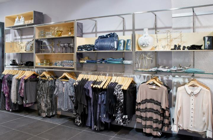 Oliver Bonas retail store by officeTwelve, Bristol – UK