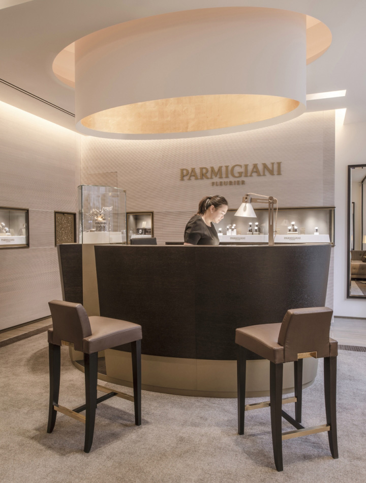 Parmigiani Fleurier Luxury Watch Boutique London 187 Retail