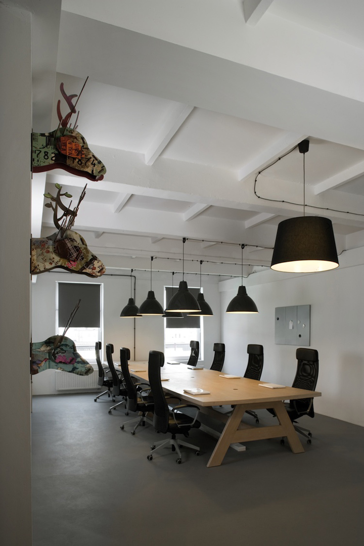 187 Pride And Glory Interactive Head Office By Morpho Studio