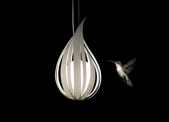 Netdrop Lighting Fixtures : Raindrop suspension lamp by Javier Herrero Studio for LZF » Retail ...