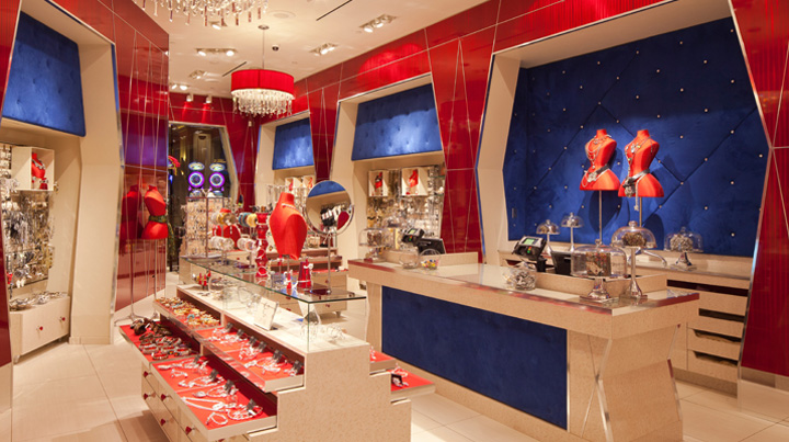 187 Ruby Blue Store By Dxdempsey Architecture Las Vegas