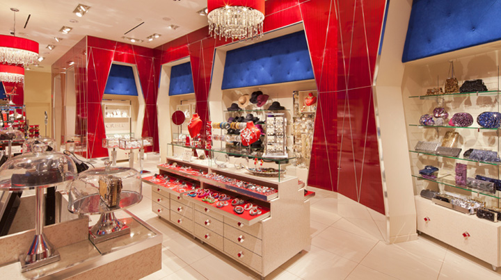 Ruby Blue Store By DxDempsey Architecture Las Vegas Retail