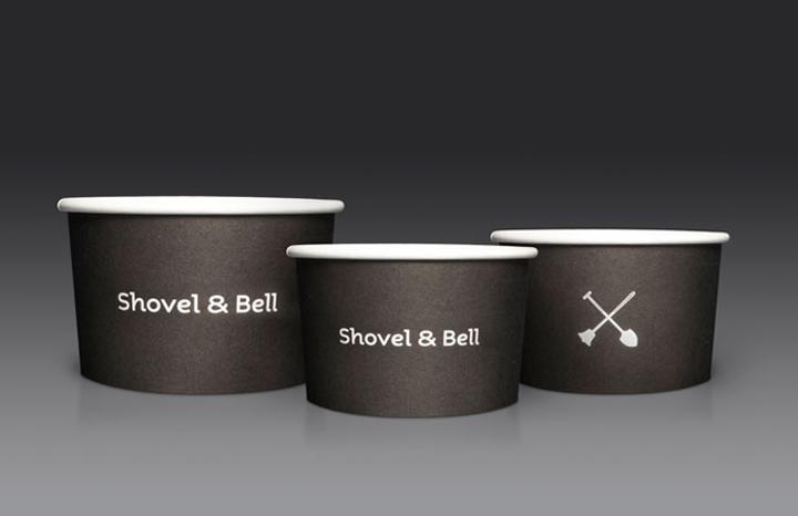 Shovel Bell identity by Manic Design 05 Shovel & Bell identity by Manic Design