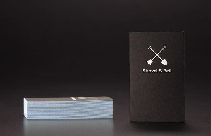 Shovel Bell identity by Manic Design 06 Shovel & Bell identity by Manic Design