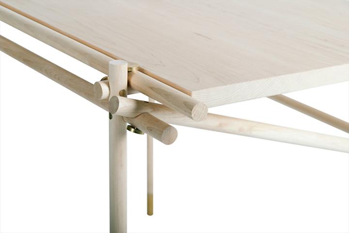 Kệ gỗ lắp ráp của đồ gỗ mỹ nghệ phú cường