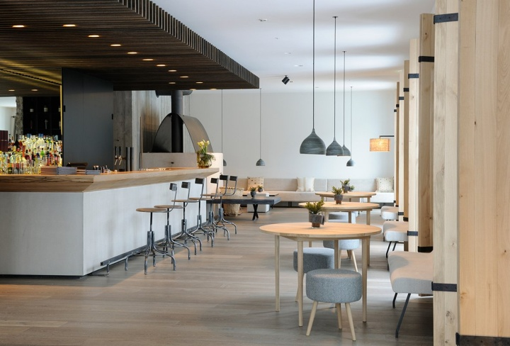 Wiesergut hotel by gogl partners architekten for Boutique hotel saalbach