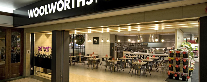Woolworths foodmarket by r l architects retail design