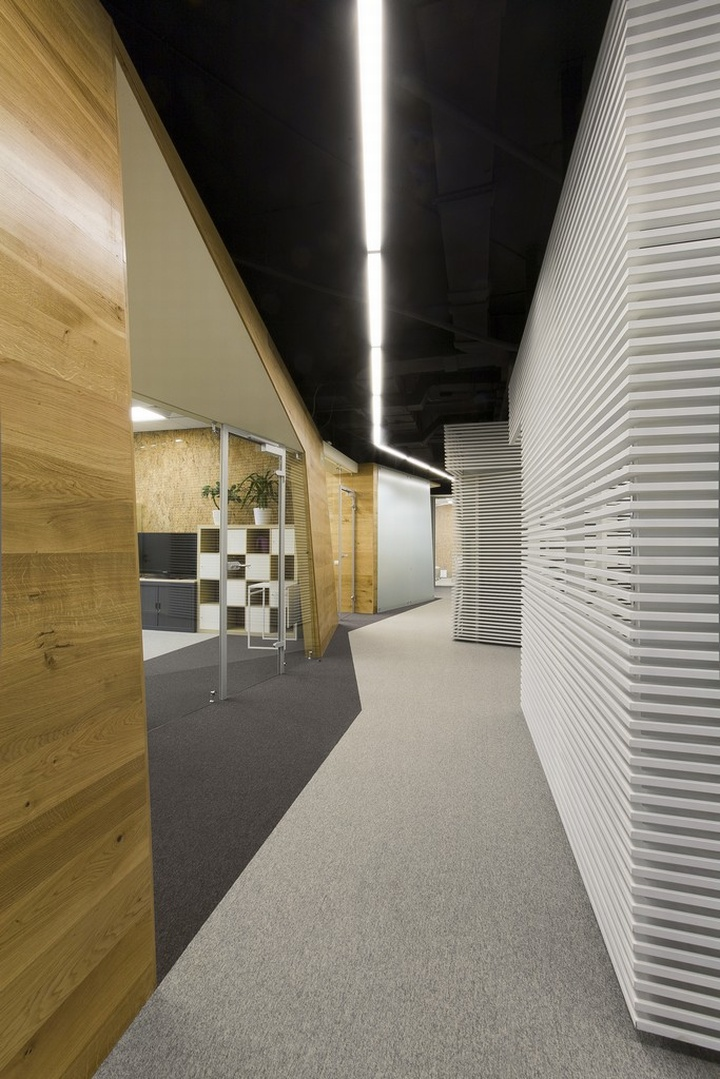 187 Yandex Office By Za Bor Architects Yekaterinburg Russia
