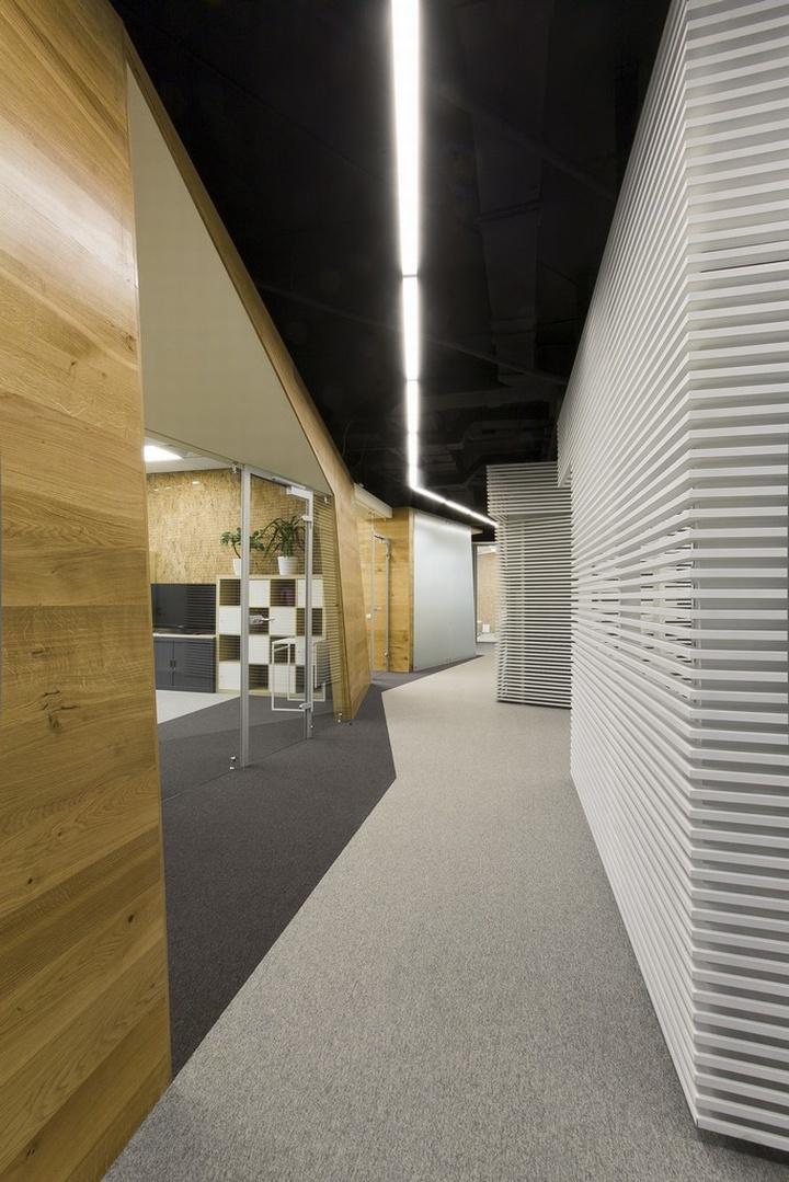 187 Yandex Office By Za Bor Architects Yekaterinburg Russia