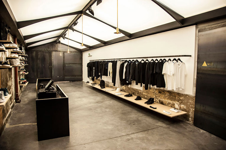 » Adidas No. 42 Store By Ether A.c., Paris