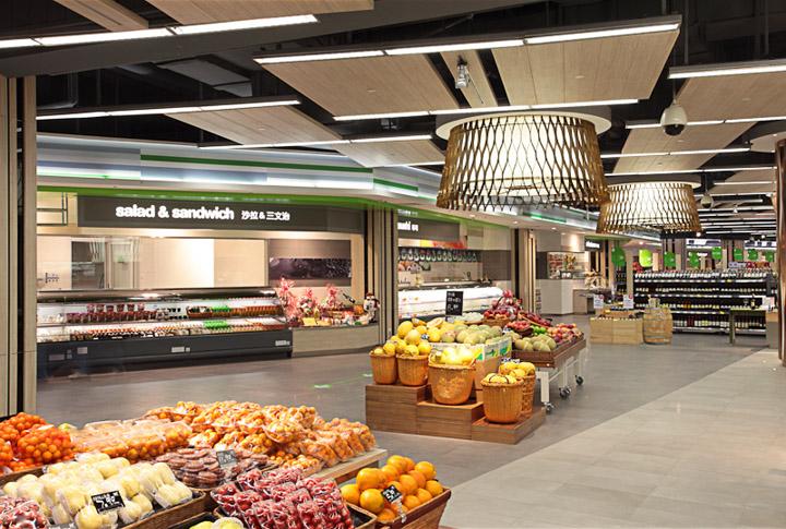 187 Blt Supermarket By Rkd Retail Iq Shenzhen