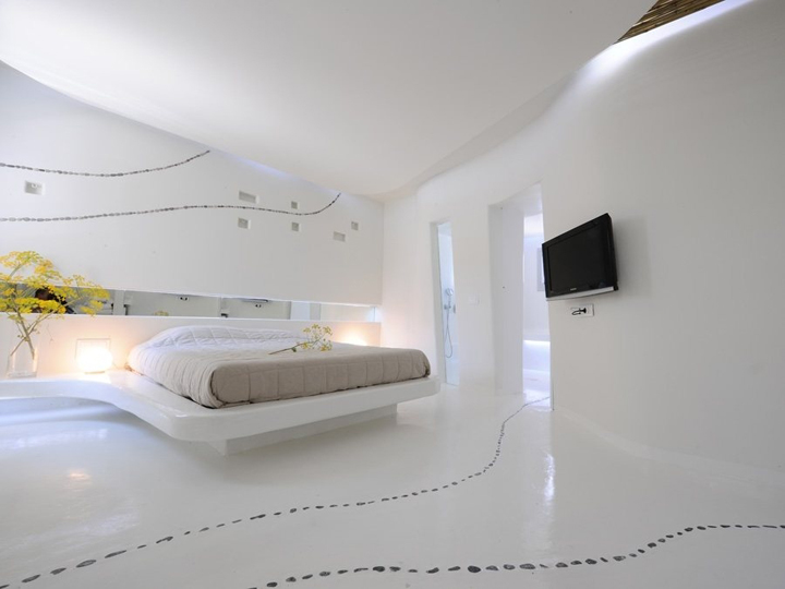 Andronikos hotel cocoon suites by klab mykonos greece for Top design hotels mykonos