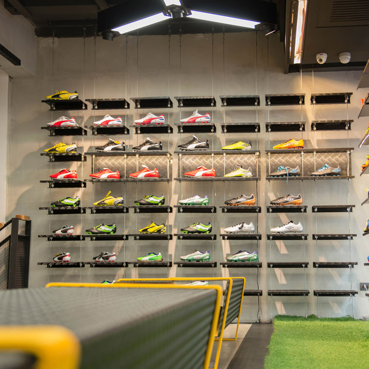 187 Ari Football Flagship Store By Whitespace Bangkok