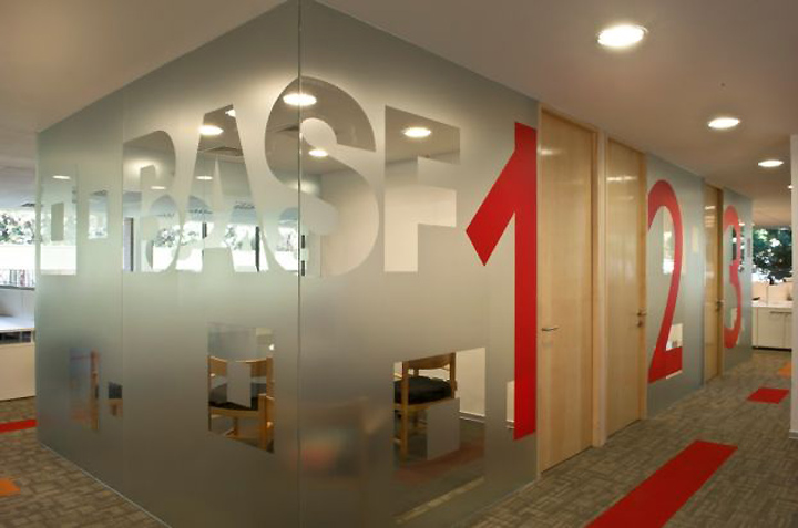 187 Basf Office By Contract Chile