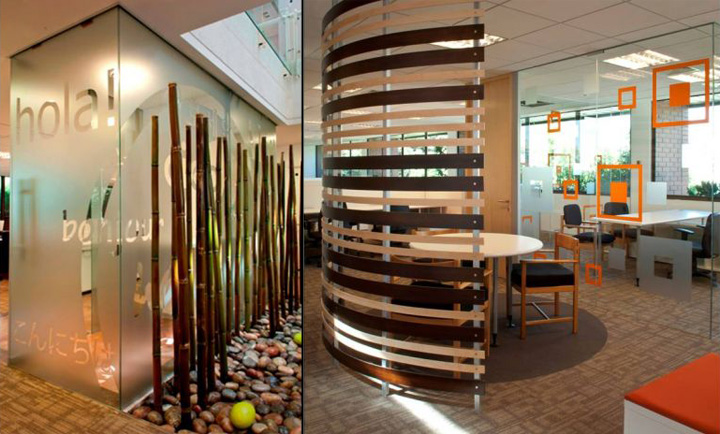 Basf office by contract chile retail design blog for Citco headquarters
